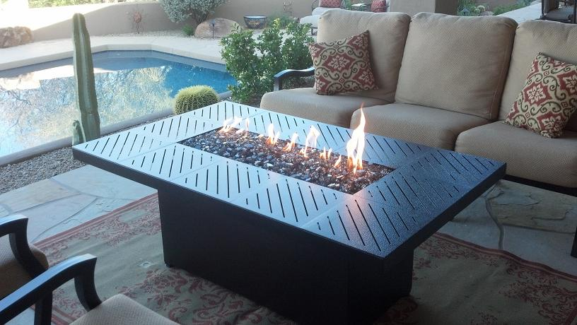 Lp Fire Pit And Also The Chuck Norris Impact